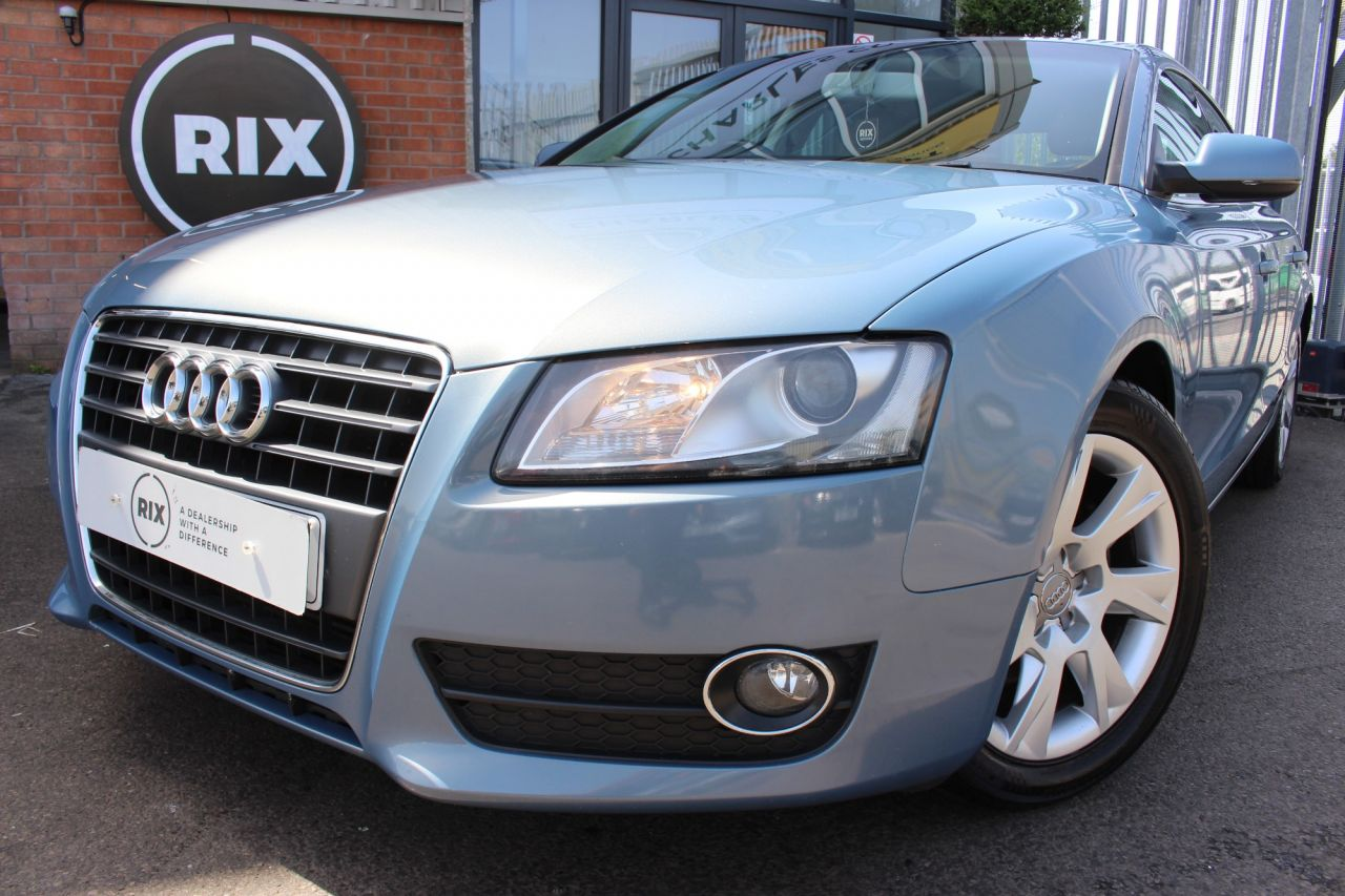 Used AUDI A5for sale