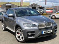 USED 2010 10 BMW X6 3.0 XDRIVE35D 4d AUTO 282 BHP *GREAT SPEC, STUNNING EXAMPLE!*