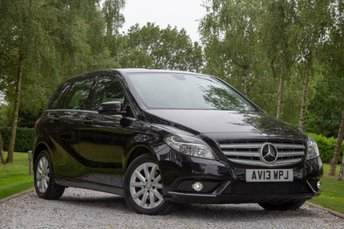 2013 MERCEDES-BENZ B CLASS 1.8 B180 CDI BLUEEFFICIENCY SE 5d AUTO 109 BHP £8340.00
