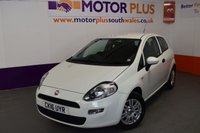USED 2016 16 FIAT PUNTO 1.2 POP PLUS 3d 69 BHP