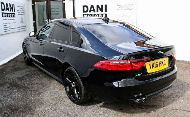 JAGUAR XF at Dani Motors