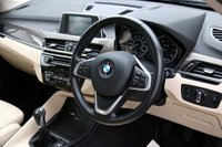USED 2016 16 BMW X1 2.0 18d xLine sDrive (s/s) 5dr 1 OWNER*SATNAV*PARKING AID*