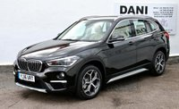 USED 2016 16 BMW X1 2.0 20d xLine Nav Plus xDrive (s/s) 5dr 1 OWNER*SATNAV*PARKING AID*