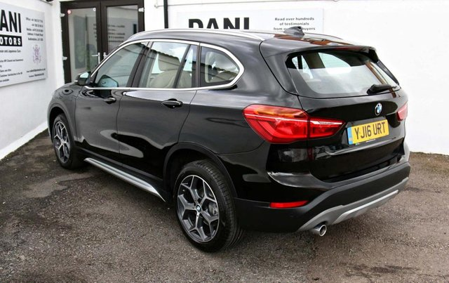 BMW X1 at Dani Motors