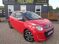 USED 2018 67 CITROEN C1 1.0 VTi Flair ETG5 5dr Rear Cam, Bluetooth, DAB