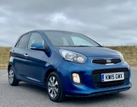 USED 2015 15 KIA PICANTO 1.0 ISG 2 (s/s) 5dr LOW MILES! FULL HISTORY!