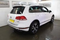 USED 2016 16 VOLKSWAGEN TOUAREG 3.0 TDI V6 BlueMotion Tech R-Line Tiptronic 4WD (s/s) 5dr GREAT VALUE! FULL VW HISTORY!