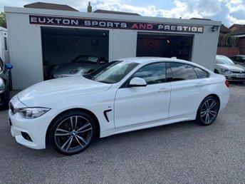 2015 BMW 4 SERIES 2.0 420d M Sport Gran Coupe (s/s) 5dr £17995.00