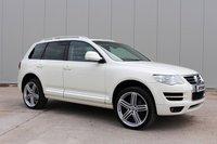 2010 VOLKSWAGEN TOUAREG 2.0 V6 ALTITUDE TDI 5d AUTO 240 BHP £10750.00