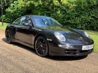 USED 2006 PORSCHE 911 3.8 CARRERA 4 TIPTRONIC S 2d AUTO 350 BHP