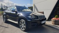 USED 2014 14 BMW X6 3.0 M50D 4d AUTO 376 BHP +GREAT VALUE+MASSIVE SPEC+ SAT NAV+FULL LEATHER+ELEC MEM SEATS+HTD SEATS+REAR CAMERA+XENONS+BLUETOOTH+