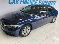 2015 BMW 3 SERIES 2.0 320D ED PLUS 4d 161 BHP £11500.00