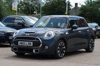 2015 MINI HATCH COOPER 2.0 COOPER SD 5d AUTO 168 BHP £10495.00