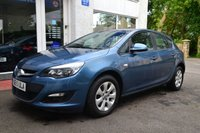 USED 2015 15 VAUXHALL ASTRA 1.6 DESIGN CDTI ECOFLEX S/S 5d 108 BHP GREAT VALUE ASTRA DIESEL WITH NIL ROAD TAX