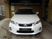 USED 2014 63 LEXUS CT 1.8 200H ADVANCE 5d AUTO 136 BHP