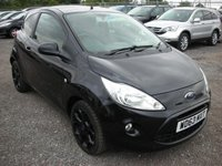 2013 FORD KA 1.2 GRAND PRIX 3d 69 BHP SOLD