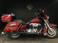 USED 2008 08 HARLEY-DAVIDSON FLHT ELECTRA GLIDE STANDARD 2008. FISHTAIL PIPES. 20555 MILES. SERVICE AND MOT INCLUDED