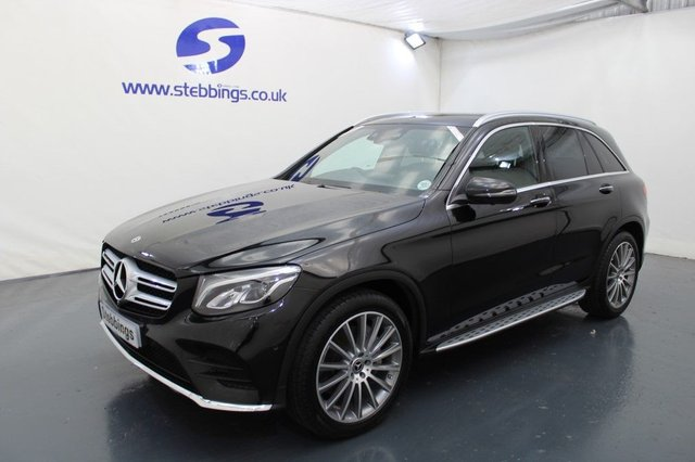 MERCEDES-BENZ GLC-CLASS at Stebbings