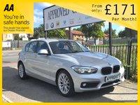 2016 BMW 1 SERIES 1.5 116D SE 5d 114 BHP £9950.00