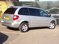 USED 2007 07 CHRYSLER GRAND VOYAGER 2.8 CRD EXECUTIVE 5d AUTOMATIC 151 BHP 7 SEATS No Deposit Finance & Part Ex Available