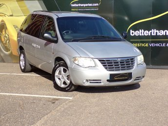 2007 CHRYSLER GRAND VOYAGER 2.8 CRD EXECUTIVE 5d AUTOMATIC 151 BHP 7 SEATS £2750.00