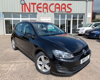 2015 VOLKSWAGEN GOLF 1.6 MATCH TDI BLUEMOTION TECHNOLOGY 5d 103 BHP £10250.00
