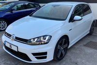 USED 2016 16 VOLKSWAGEN GOLF R 2.0 TSI 5DR 300 BHP, DYNAUDIO EXCITE SOUNDPACK. NOW SOLD - SIMILAR VEHICLES WANTED