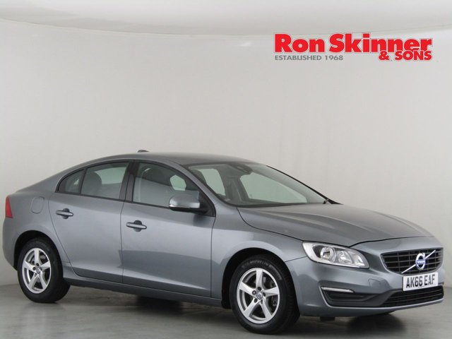 View our 2016 66 VOLVO S60 2.0 D2 BUSINESS EDITION 4d 118 BHP