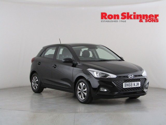 View our 2018 68 HYUNDAI I20 1.2 MPI SE 5d 83 BHP