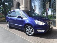 USED 2014 64 FORD GALAXY 2.0 TITANIUM TDCI 5d AUTO 138 BHP ****FINANCE ARRANGED****PART EXCHANGE WELCOME***1 OWNER*7SEATS*F+R PS*BTOOTH*CRUISE*DAB*MFSW*ISOFIX*AUX