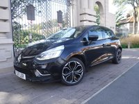 USED 2017 17 RENAULT CLIO 1.5 DYNAMIQUE S NAV DCI 5d AUTO 89 BHP ****FINANCE ARRANGED****PART EXCHANGE WELCOME***1 OWNER*RENAULT WARRANTY UNTIL 31/07/2020*DAB*LEATHER