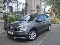 USED 2016 16 VOLKSWAGEN TOURAN 1.6 SE FAMILY TDI BLUEMOTION TECHNOLOGY 5d 109 BHP *FINANCE ARRANGED*PART EXCHANGE WELCOME*1 OWNER*7 SEATS*£30 TAX*CRUISE*FULL VW SERVICE HISTORY*NAV*BTOOTH