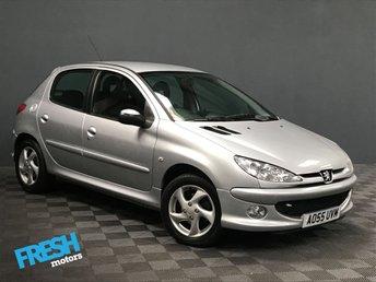 2005 PEUGEOT 206 1.6 SPORT 5d AUTO  £2285.00
