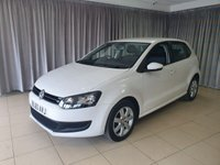 USED 2011 60 VOLKSWAGEN POLO 1.2 SE 5d 70 BHP