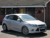2012 FORD FOCUS 1.6 TDCI ZETEC S (BLUETOOTH+£20 TAX) 5dr £5990.00
