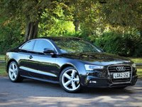 USED 2012 62 AUDI A5 1.8 TFSI S LINE S/S 2d 170 BHP £209 PCM With £1099 Deposit