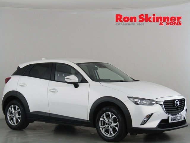 View our 2015 15 MAZDA CX-3 2.0 SE-L NAV 5d 118 BHP