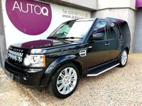 2013 LAND ROVER DISCOVERY 3.0 4 SDV6 HSE 5d 255 BHP £18995.00