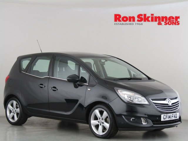 View our 2014 14 VAUXHALL MERIVA 1.4 SE 5d