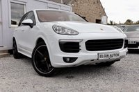 USED 2016 66 PORSCHE CAYENNE Platinum Edition 3.0d V6 Tiptronic S 5dr ( 262 bhp ) One Local Owner Ultimate Spec Full Porsche History Over £10k Spec