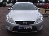 USED 2010 59 FORD MONDEO 2.0 ZETEC TDCI 5d 140 BHP * ONLY 62000 MILES * ONLY 62000 MILES