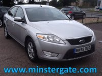 2010 FORD MONDEO 2.0 ZETEC TDCI 5d 140 BHP * ONLY 62000 MILES * £2990.00