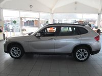 USED 2012 62 BMW X1 2.0 SDRIVE18D SE 5d 141 BHP