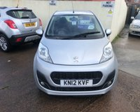 USED 2012 12 PEUGEOT 107 1.0 ACTIVE 5d 68 BHP