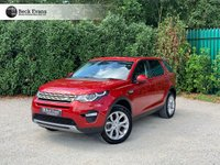 USED 2016 66 LAND ROVER DISCOVERY SPORT 2.0 TD4 HSE 5d AUTO 180 BHP