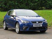 2018 SEAT IBIZA 1.0 TSI FR 5d 94 BHP £11990.00