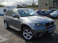 2010 BMW X5 3.0 XDRIVE30D SE 5d AUTO 241 BHP £10495.00