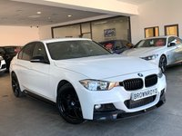 USED 2012 62 BMW 3 SERIES 2.0 320I XDRIVE M SPORT 4d 181 BHP M PERFORMANCE STYLING+X-DRIVE