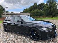 2014 BMW 3 SERIES 3.0 330D M SPORT TOURING 5d AUTO 255 BHP £15995.00