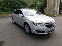 USED 2016 16 VAUXHALL INSIGNIA 2.0 SRI NAV CDTI ECOFLEX S/S 5d 167 BHP CALL OUR SUPER FRIENDLY TEAM FOR MORE INFO 02382 025 888